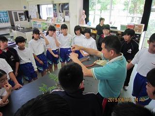 6月13日(木) 授業風景